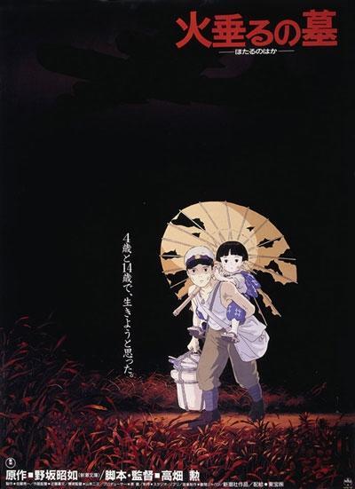 20位:火垂るの墓 (1988) 興行収入5.9億円